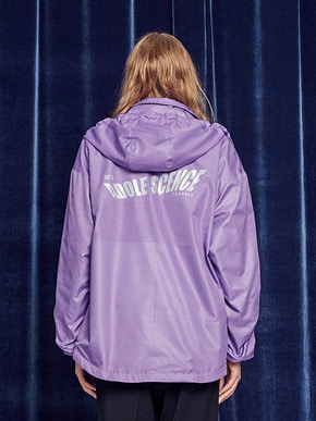 13Month써틴먼스 ADOLE SCENCE RAIN COACH JACKET (PURPLE)