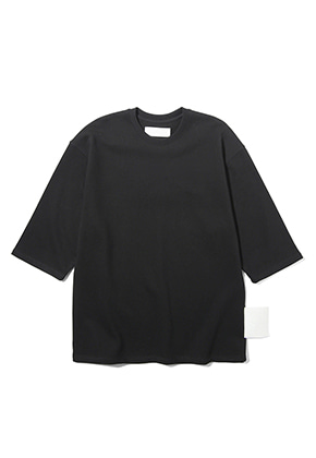 Lab101랩원오원 LH2WSS14BLACK SHORT SWEAT SHIRTS