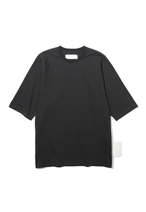 Lab101랩원오원 LH2WTS16BKBLACK SINGLE TEE
