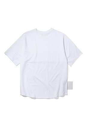 Lab101랩원오원 LH2WTS19WH WHITE BACK ARTWORK TEE