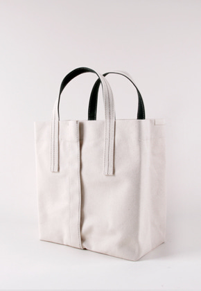 The Slowing Lot 더슬로잉랏 THESLOWINGLOT BAG TAKE 04-1 ECRU