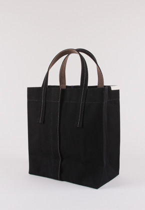 The Slowing Lot 더슬로잉랏 THESLOWINGLOT BAG TAKE 04-1 BLACK