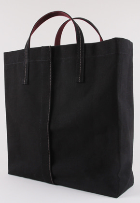 The Slowing Lot 더슬로잉랏 THESLOWINGLOT BAG TAKE 04-2 BLACK