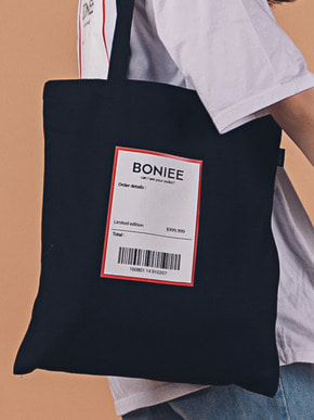Boniee보늬 Red reciept(bag)_Holiday