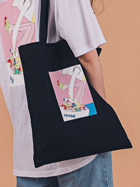 Boniee보늬 Cereal pink(bag)_Holiday