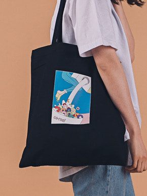 Boniee보늬 Cereal blue(bag)_Holiday