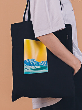 Boniee보늬 Yellow container(bag)_Holiday