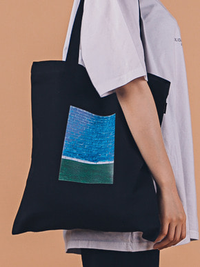 Boniee보늬 Blue bricks(bag)_Holiday