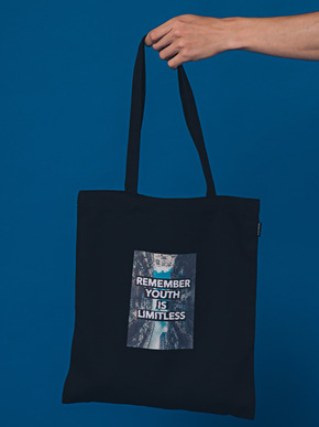 Boniee보늬 Remeber glitch(bag)_Youth forever