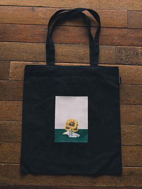 Boniee보늬 Scene sunflower(bag)_Scene with you