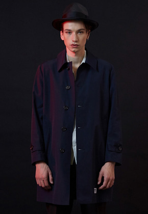 THE MEN PRODUCTS더맨프로덕트 MP-026/Trench Coat_Navy