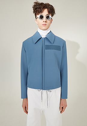Sailor Blouson Skyblue