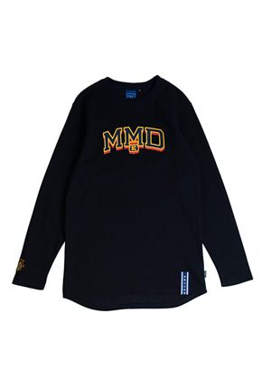 Romantic Crown로맨틱크라운 MMD Long Sleeve_Navy