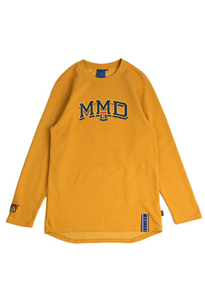 Romantic Crown로맨틱크라운 MMD Long Sleeve_Mustard