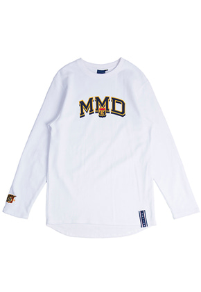 Romantic Crown로맨틱크라운 MMD Long Sleeve_White