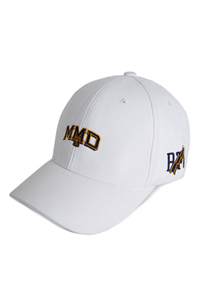 Romantic Crown로맨틱크라운 MMD Ball Cap_White