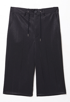 Etre에트르 HALF STRIPES PANTS