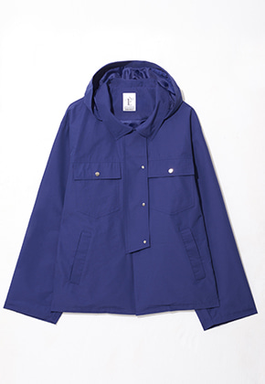 Etre에트르 WINDBREAKER JACKET NAVY