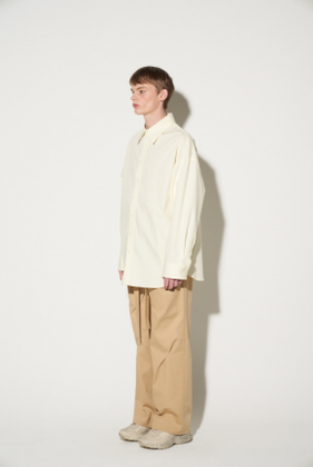STU에스티유 OVERFIT SHIRT LIMEYELLOW (SOLD OUT)