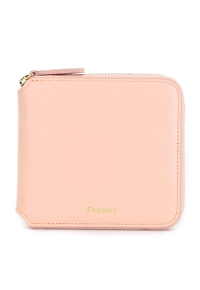 Fennec페넥 ZIPPER WALLET - PEACH