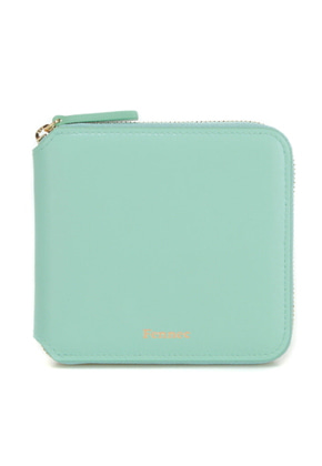 Fennec페넥 ZIPPER WALLET - MINT