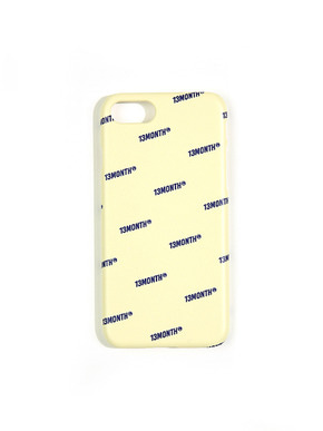 13Month써틴먼스 LOGO PHONE CASE (YELLOW)