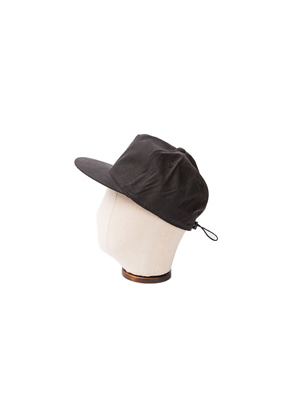SANDPIPER샌드파이퍼 STOPPER 5PANNEL CAP BLACK