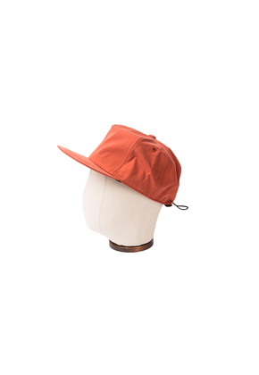 SANDPIPER샌드파이퍼 STOPPER 5PANNEL CAP VINTAGE RED