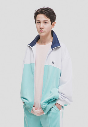 WKNDRS위캔더스 WKNDRS TRACK JACKET (MINT)