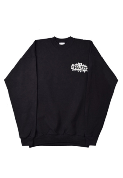 FEVER피버 EVIL FEVERS SWEATSHIRTS