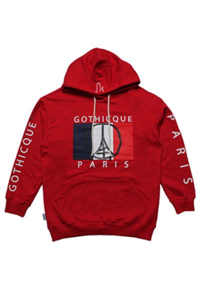 Gothicque고티크 Heritage french hoodie  [G7FA11U55]