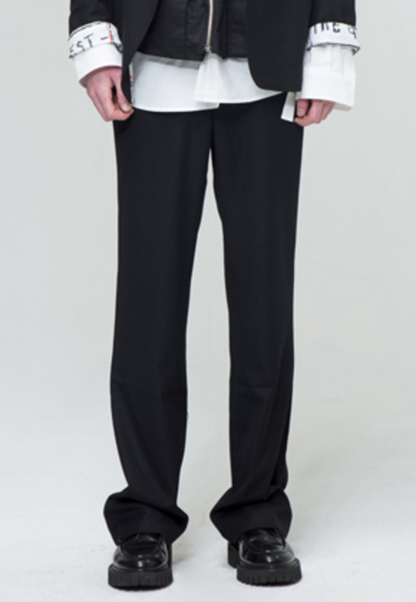 The Greatest GT18SS12 BASIC WIDE SLACKS