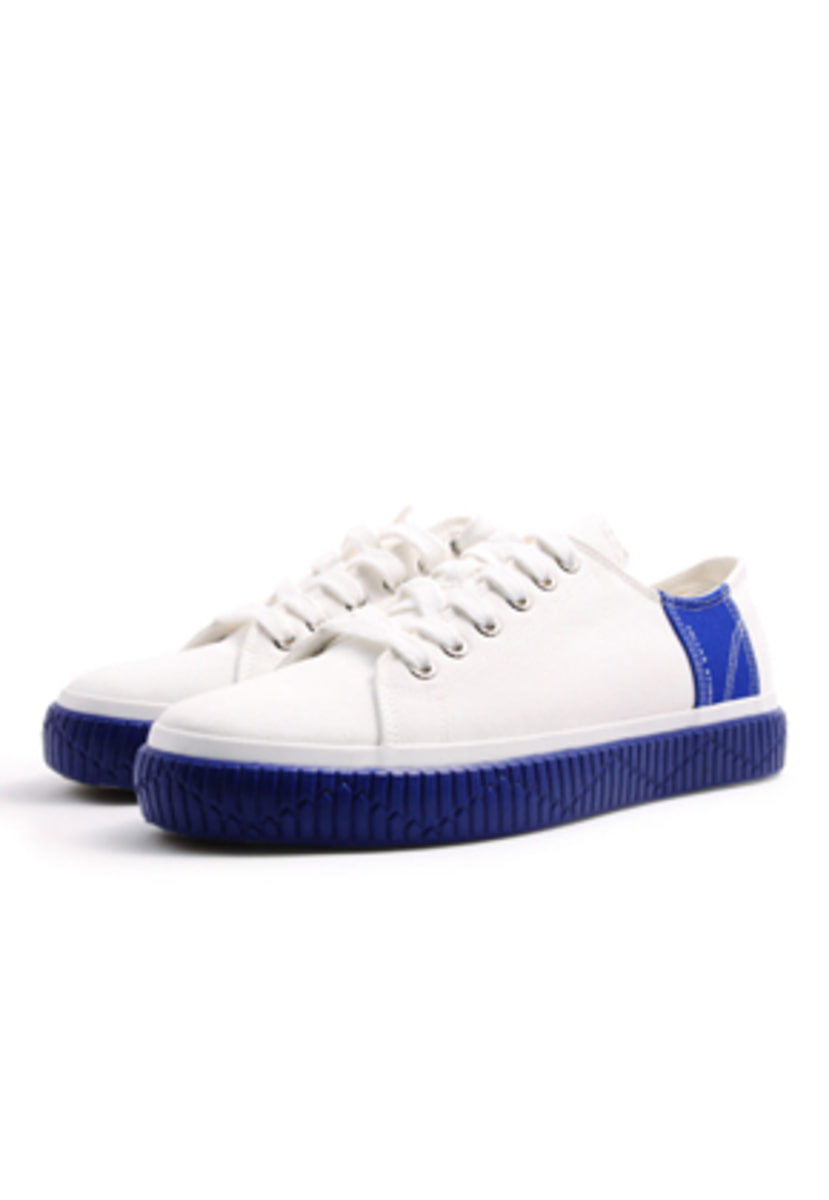 Fellas 1932펠라스 [Fellas Studio] Silhouette Lo White / Royal Blue