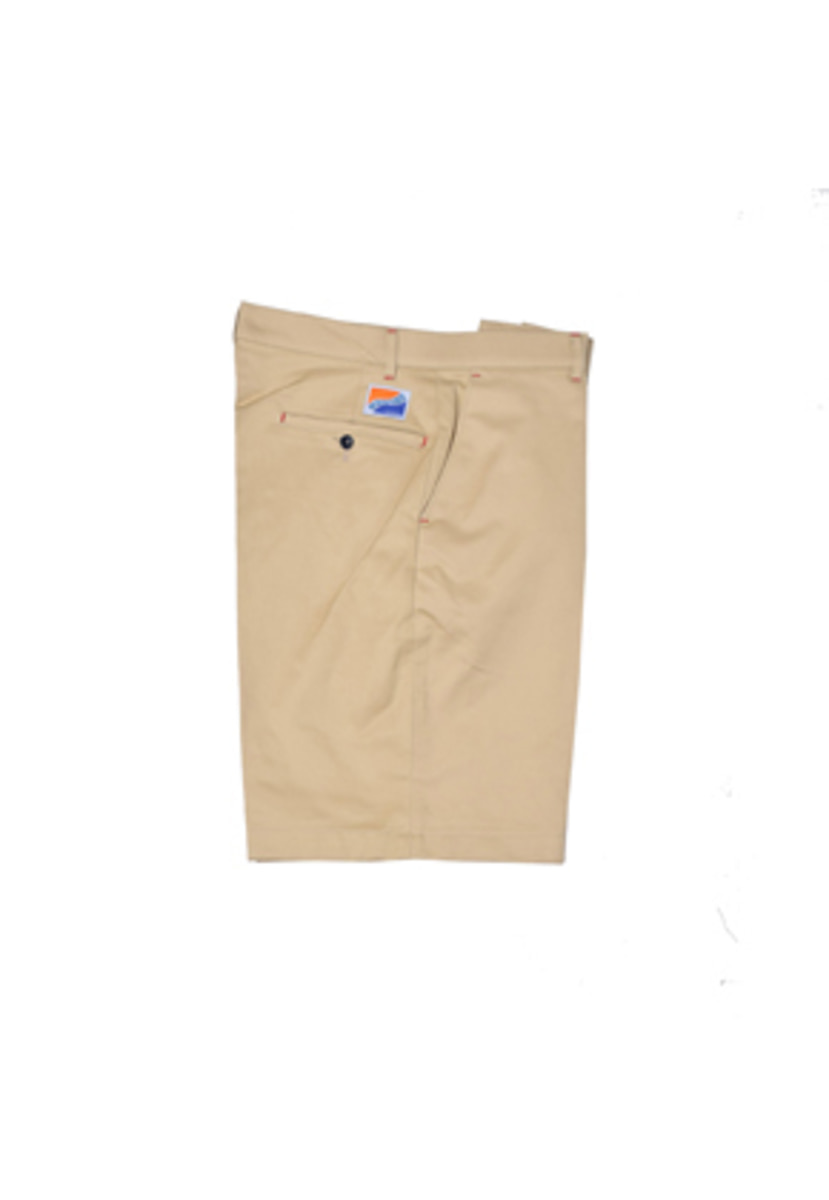 SANDPIPER샌드파이퍼 BASIC CHINO SHORTS BEIGE