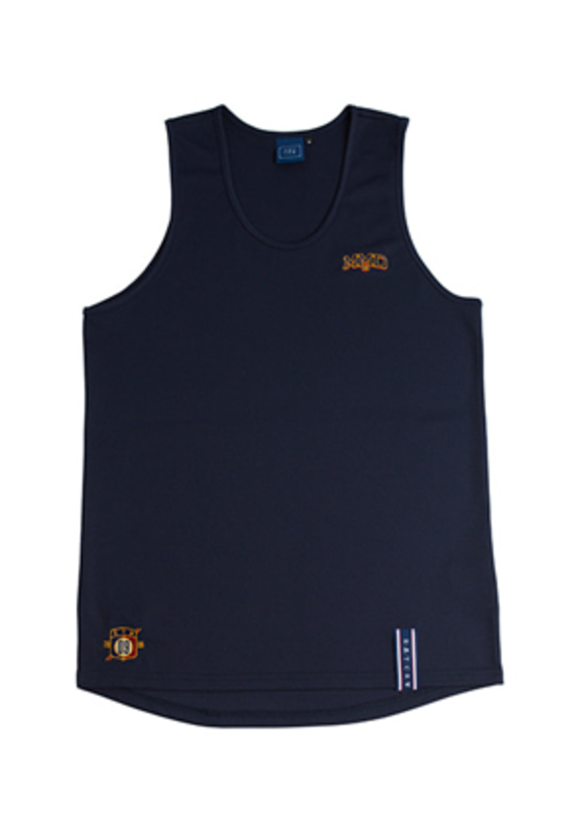 Romantic Crown로맨틱크라운 MMD Sleeveless_Navy