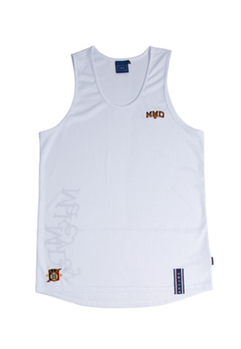 Romantic Crown로맨틱크라운 MMD Sleeveless_White