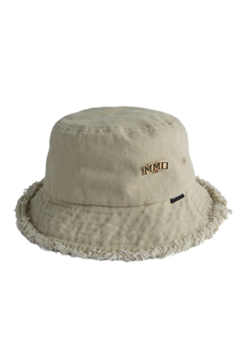 Romantic Crown로맨틱크라운 MMD Bucket Hat_Beige