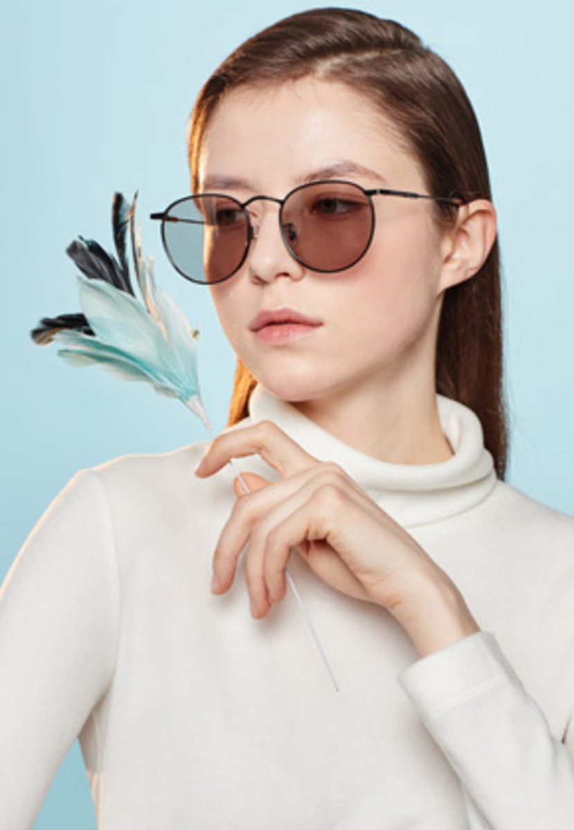 Bensimon Eyewear벤시몽아이웨어 Blowing Mind-Black Mirror