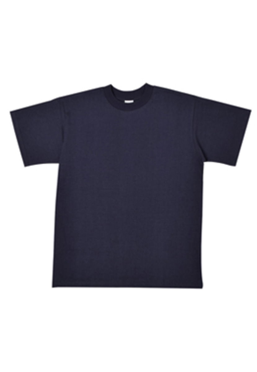 Needlework니들워크 18SS PLAIN CREW NECK (NAVY)