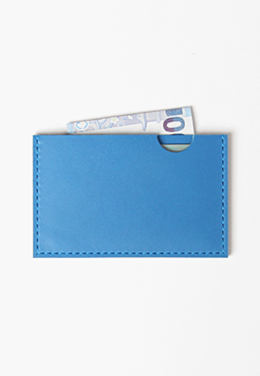 Son of Love BITE CARD HOLDER [BLUE]