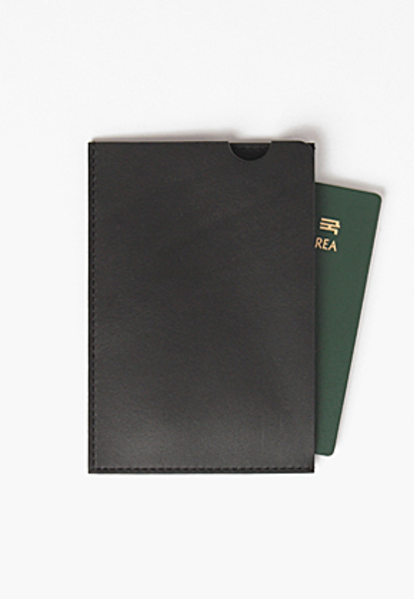 Son of Love BITE TRAVEL WALLET [BLACK]