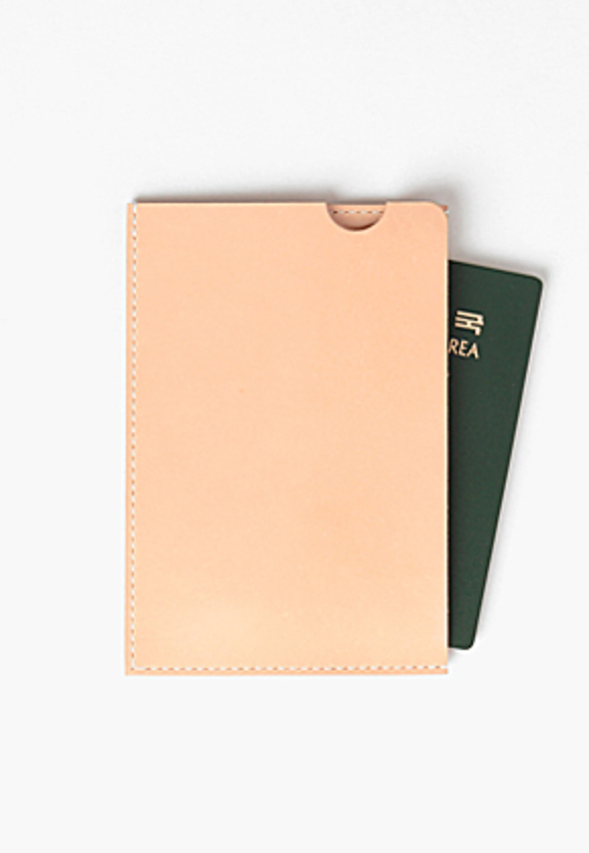 Son of Love BITE TRAVEL WALLET [NUDE]