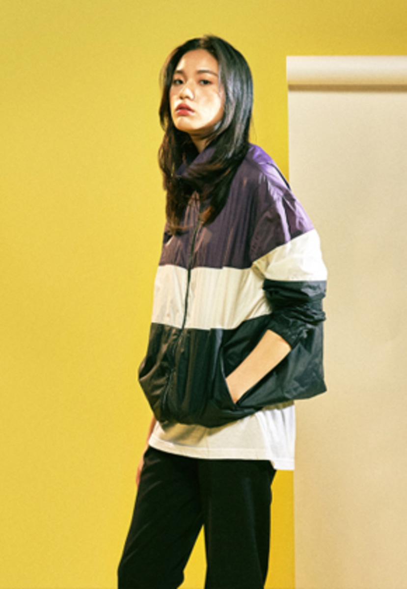 MMGL미니멀가먼츠랩 Summer ultra light windbreaker (Purple)