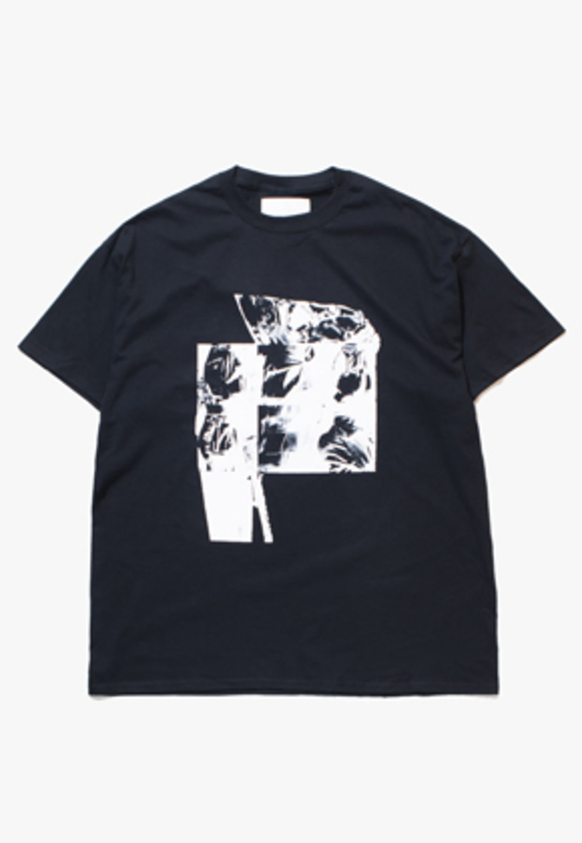 Gakuro가쿠로 'Untitled #1' T-Shirt (BLACK)