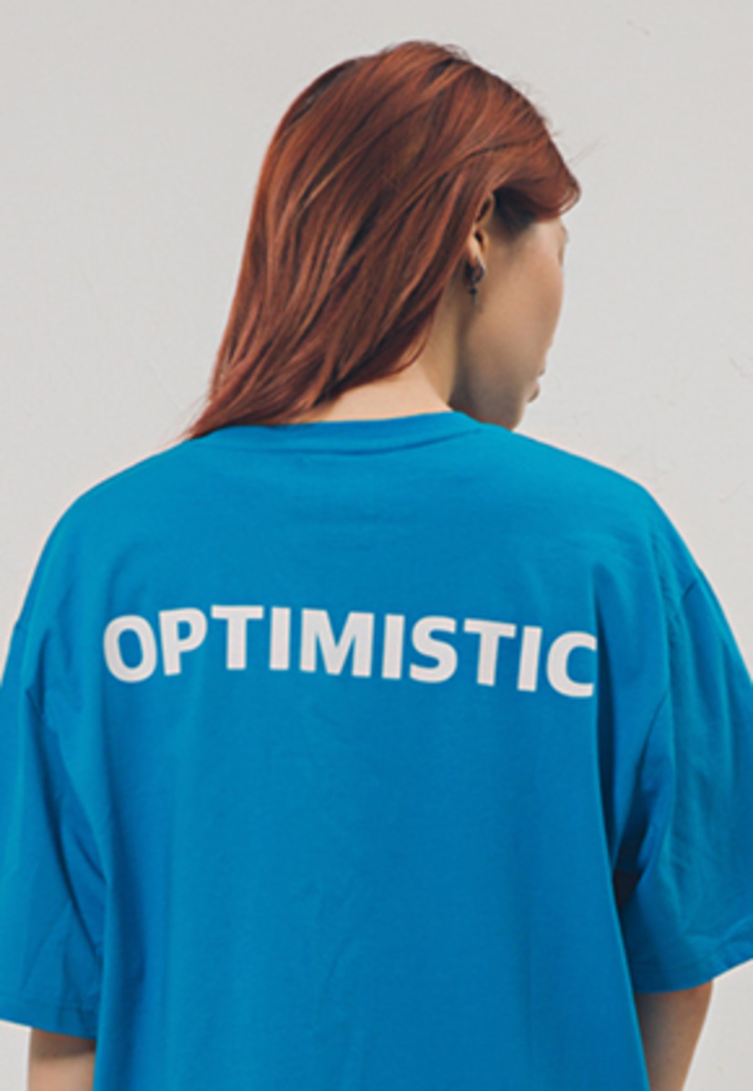 Boniee보늬 Be_OPTIMISTIC(blue)