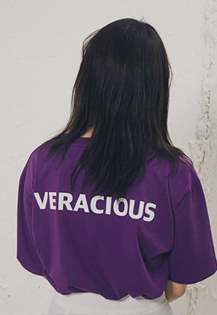 Boniee보늬 Be_VERACIOUS(purple)