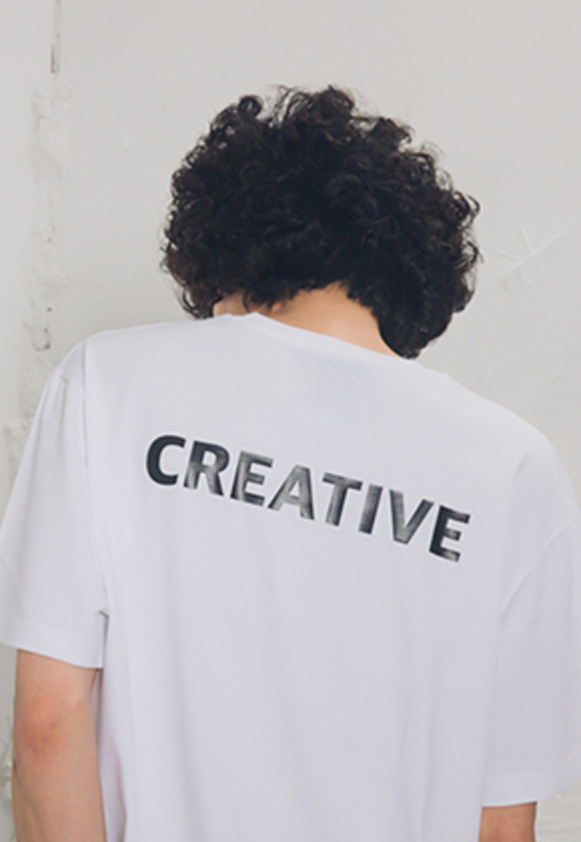 Boniee보늬 Be_CREATIVE(white)