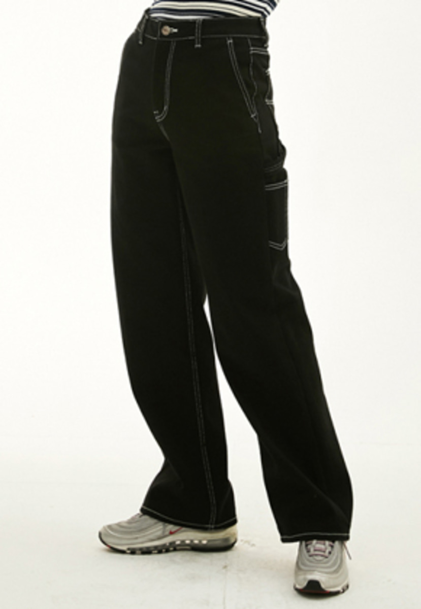 KIRSH키르시 KIRSH 키르시 CARPENTER PANTS HS [BLACK]