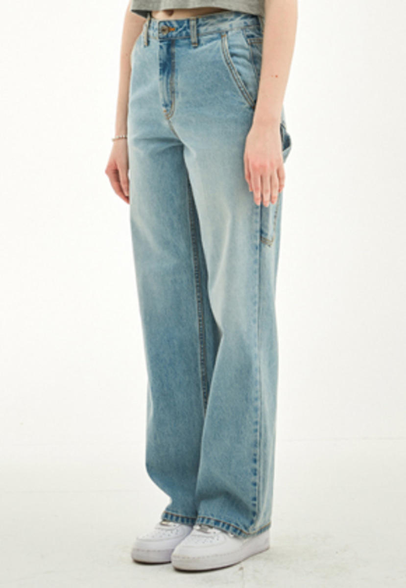 KIRSH키르시 KIRSH 키르시 CARPENTER PANTS HS [BLUE]