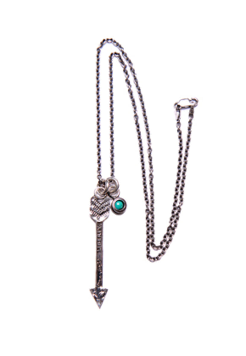 NORTH WORKS노스웍스 Liberty Arrow Pendant (N-411)